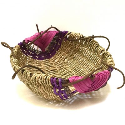 Free form basket
