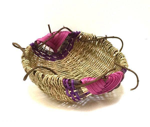 Free form basket
