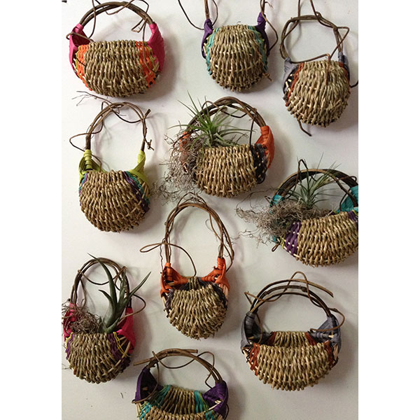 Petit Wall - Round and Oval Baskets